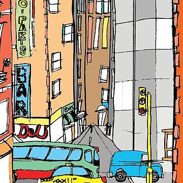 CITYSCAPE 4 by DARCNITEZ