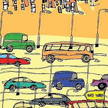 CITYSCAPE 5 by DARCNITEZ