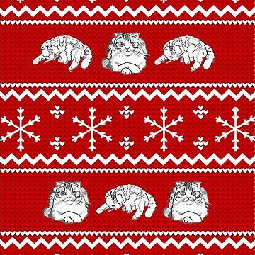 Meredith Cat Sweater by alexshannon