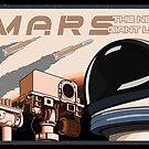 MARS: The Next Giant Leap by Adrianna Allen