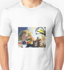 """an exquisite corpse collaboration between helene and frannie """"wish upon a star"""" T-Shirt"""