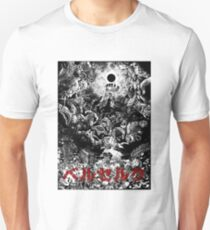 The Eclipse - Guts vs The Godhand Unisex T-Shirt