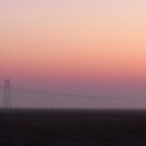 Sunrise on Interstate 5 by Kimberly Johnson