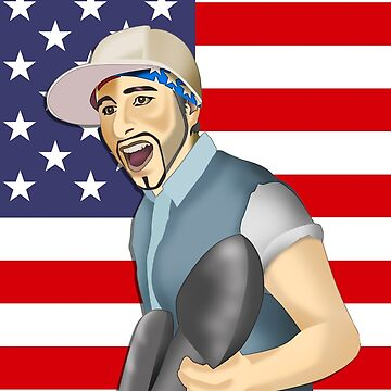 Jack The Lad - Not Quite Born in the USA by wretchedginger