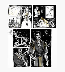 Day 31- Hello, Feyre darling Photographic Print