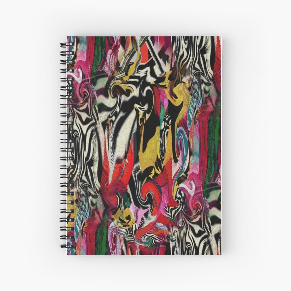Zebra Dream Spiral Notebook