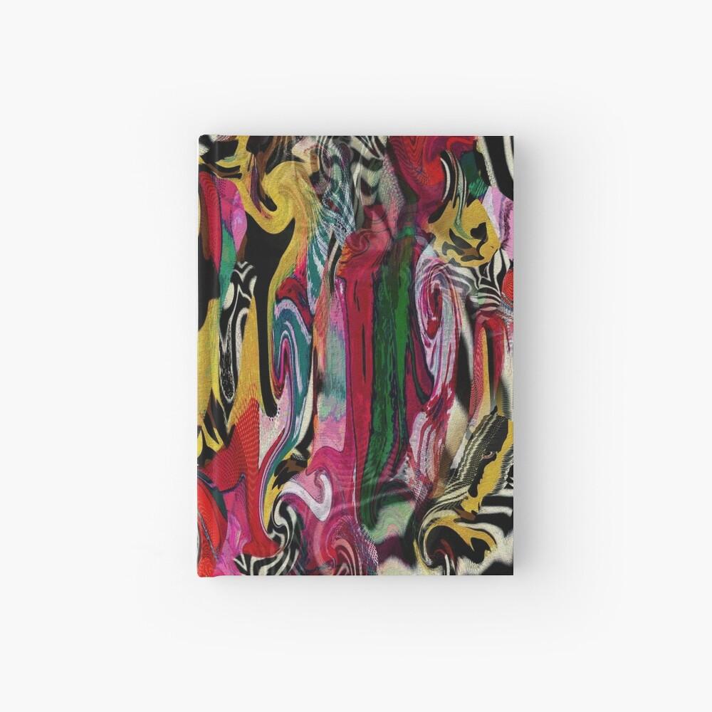 Zebra Dream Hardcover Journal