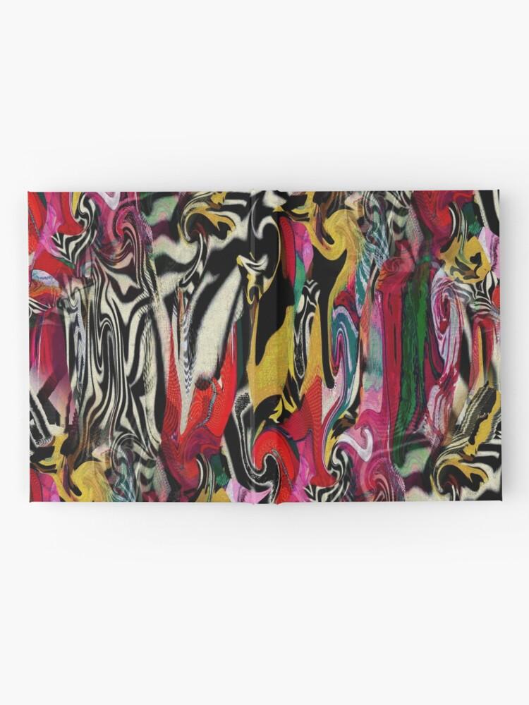 Alternate view of Zebra Dream Hardcover Journal