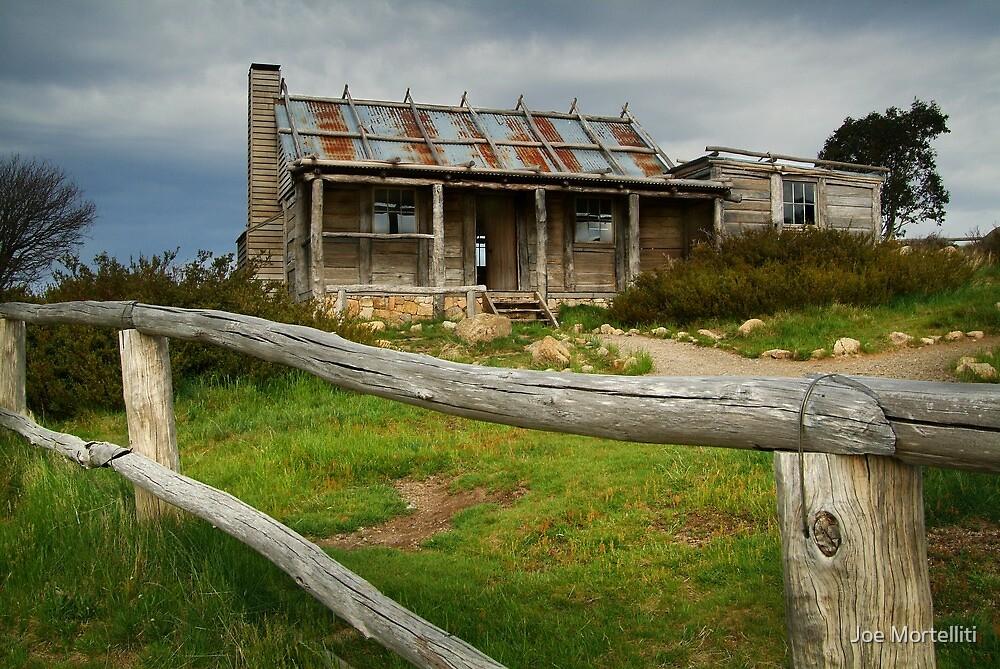 Craigs Hut  by Joe Mortelliti