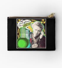 Popular Science: M. Curie (English) Studio Pouch