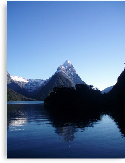 Mitre Peak by Paul Finnegan