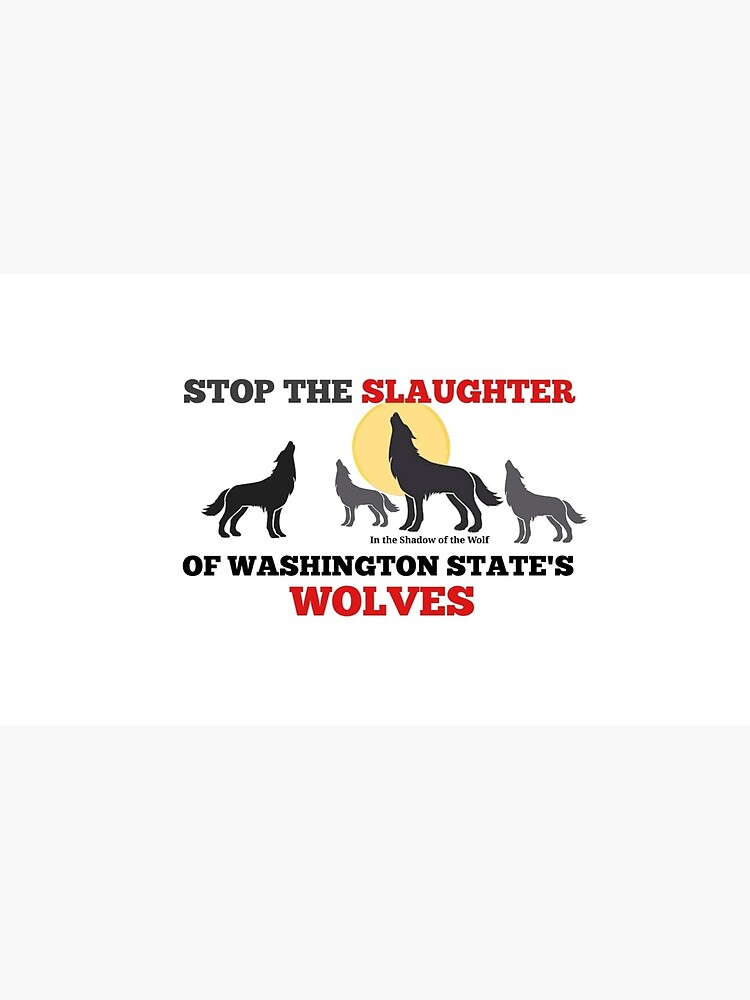 Save WA Wolves  by WolfShadow27