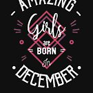 « Amazing girls december » par lepetitcalamar