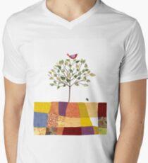 4 Season Series - Spring Mens V-Neck T-Shirt