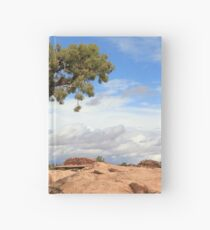 Leaning Tower of Juniper Hardcover Journal