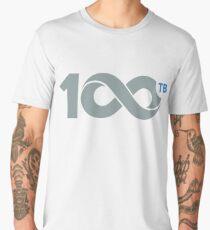 100 terabytes Men's Premium T-Shirt