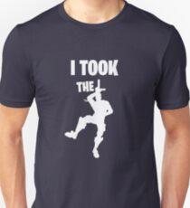 I took the l Unisex T-Shirt