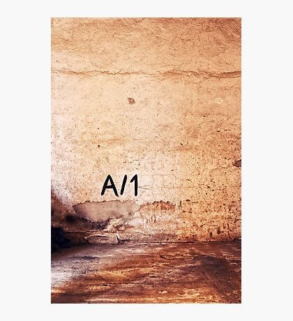 A/1 Photographic Print