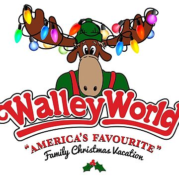 Weihnachten WalleyWorld Vacation von Purakushi