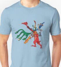 Dragon MBTA Map Slim Fit T-Shirt