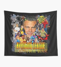 Avenging League Wall Tapestry