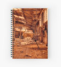 """""""On the Boards"""" Spiral Notebook"""