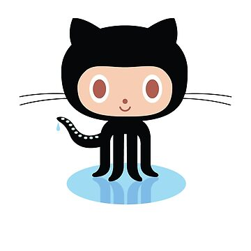 ★ Github octocat by cadcamcaefea