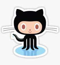 ★ Github octocat Sticker