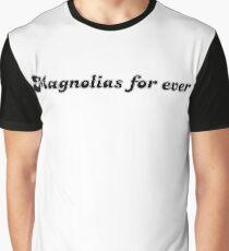 aae6034e Magnolias for ever Graphic T-Shirt