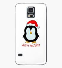 Sweet Christmas Penguin - little penguin Case/Skin for Samsung Galaxy