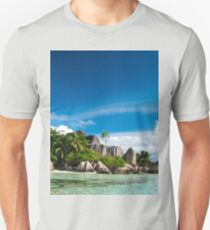 a colourful Seychelles