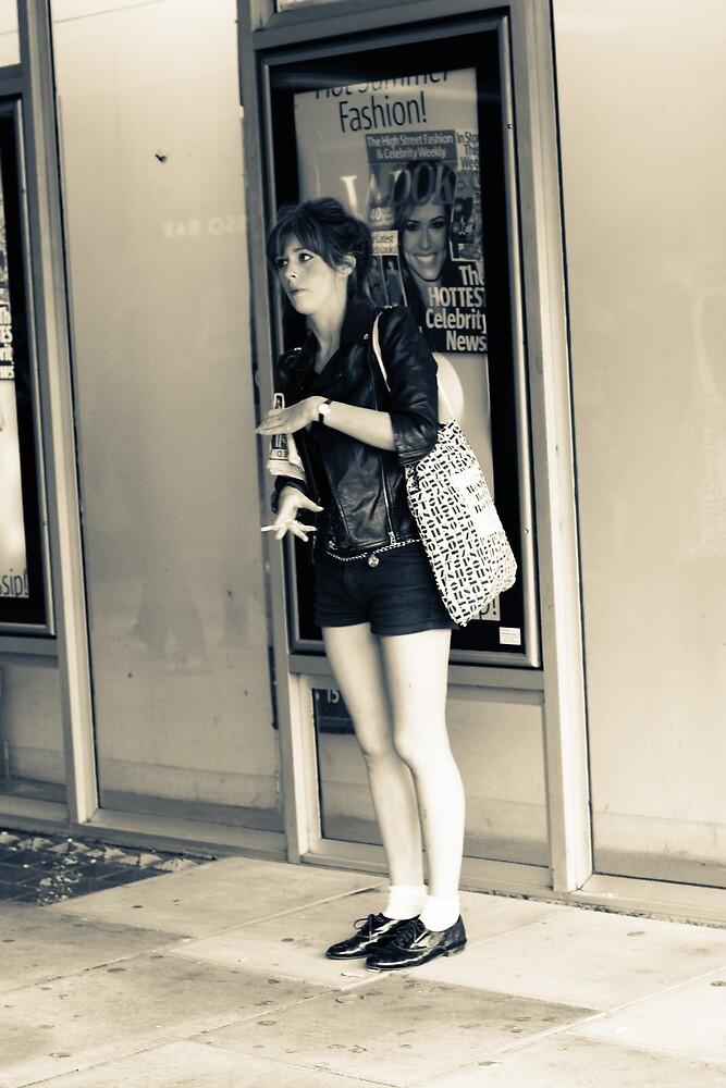 Street fasion by cheburashka
