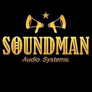 Soundman Gold by barminam