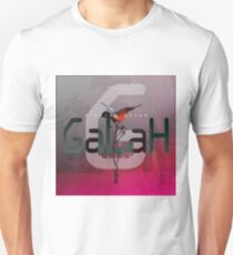 D-White Noise - Galah - Merch version 2 Slim Fit T-Shirt