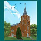 CHELFORD - Church of St. John the Evangelist by CRP-C2M-SEM