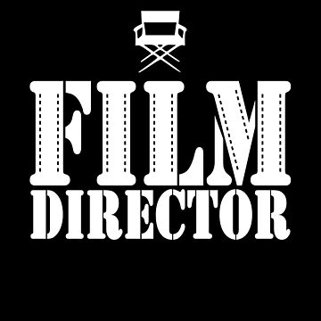 Film director white by barminam