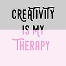 Creativity is my therapy by vasarenar