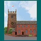 HOLMES CHAPEL - St. Luke's Church by CRP-C2M-SEM
