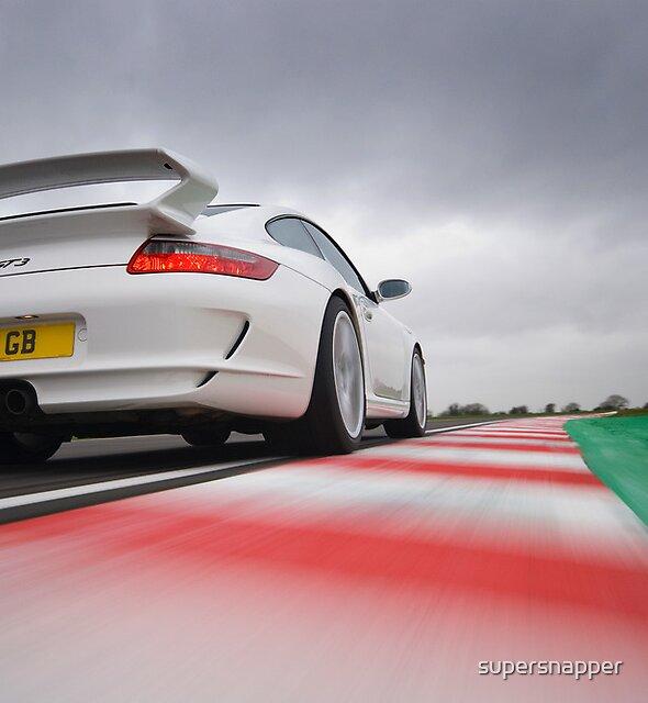 Porsche 911 GT3 Action by supersnapper
