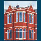 DENTON - Town Hall by CRP-C2M-SEM