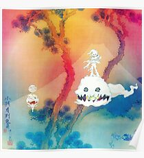 Kids See Ghosts (Ultra High-Res) Poster