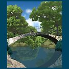 STRINES - Roman Bridge by CRP-C2M-SEM