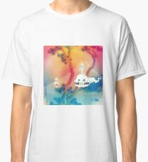 Kids See Ghosts (Ultra High-Res) Classic T-Shirt