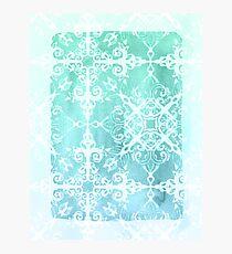 Mermaid's Lace Photographic Print