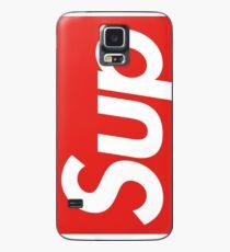 'Supreme' - sup phone case Case/Skin for Samsung Galaxy