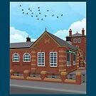 REDDISH NORTH - Library by CRP-C2M-SEM