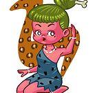 Zulu girl by sarabea
