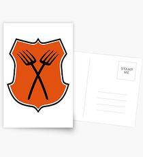pitchfork Postcards