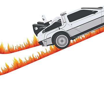 JUST JUMP IT BACK TO THE FUTURE    T-SHIRT by rosadinardo4