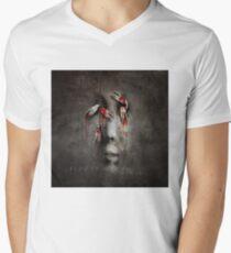 No Title 83 T-Shirt Men's V-Neck T-Shirt